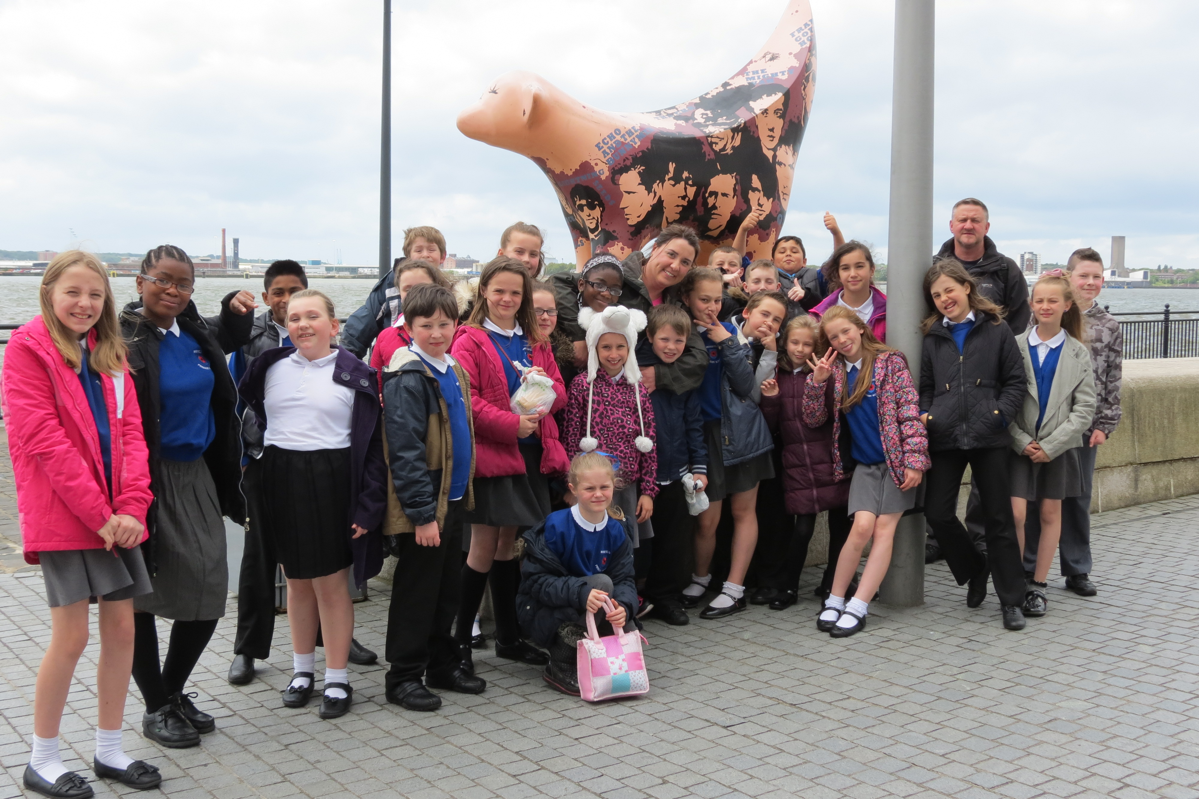Year 6 – Liverpool Trip – The Beatles